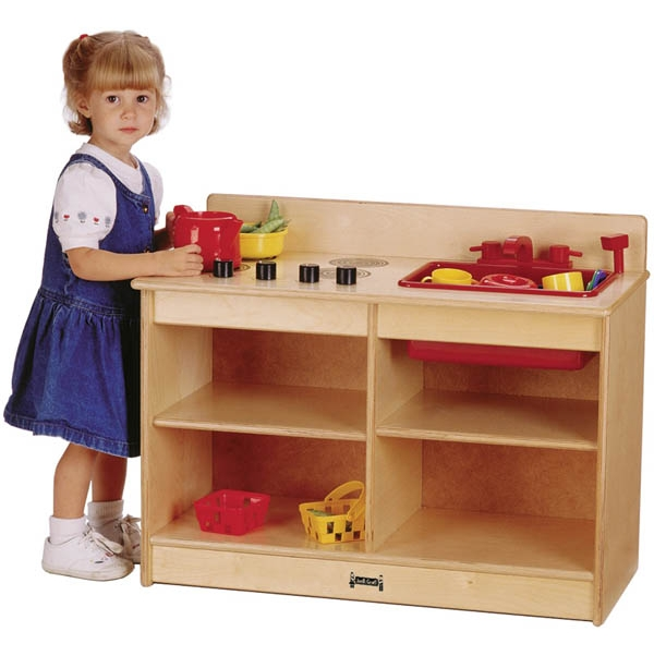 Wooden kitchen sets for toddlers Photo - 3