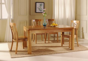 Wooden kitchen tables and chairs Photo - 6