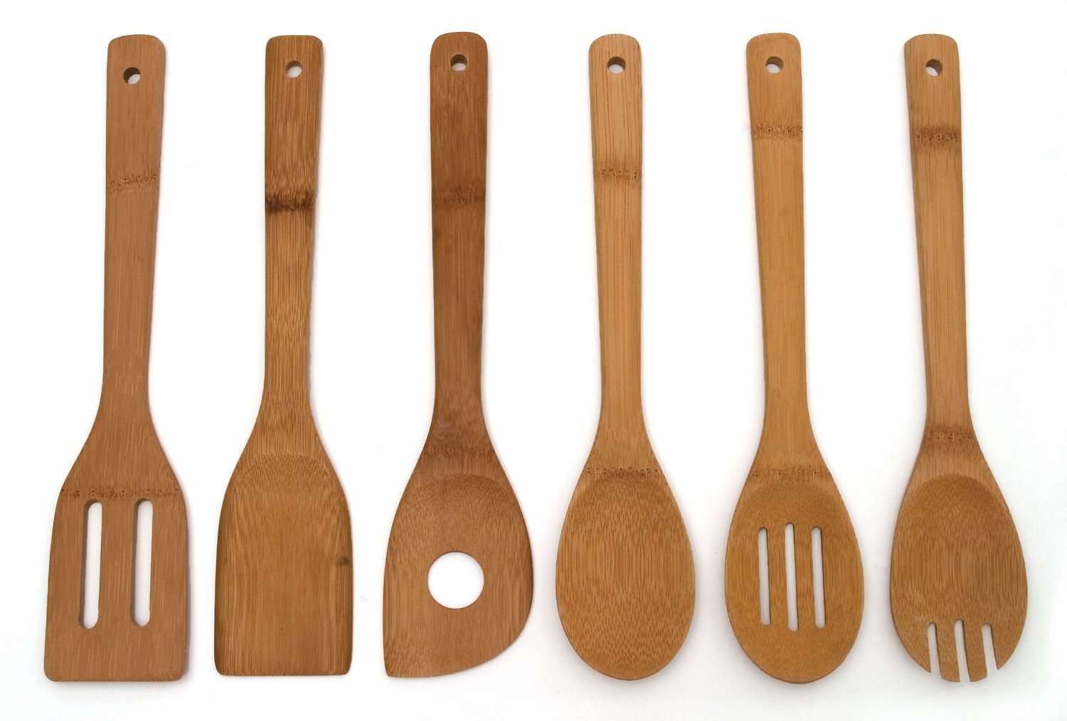 Wooden spoons kitchen Photo - 1