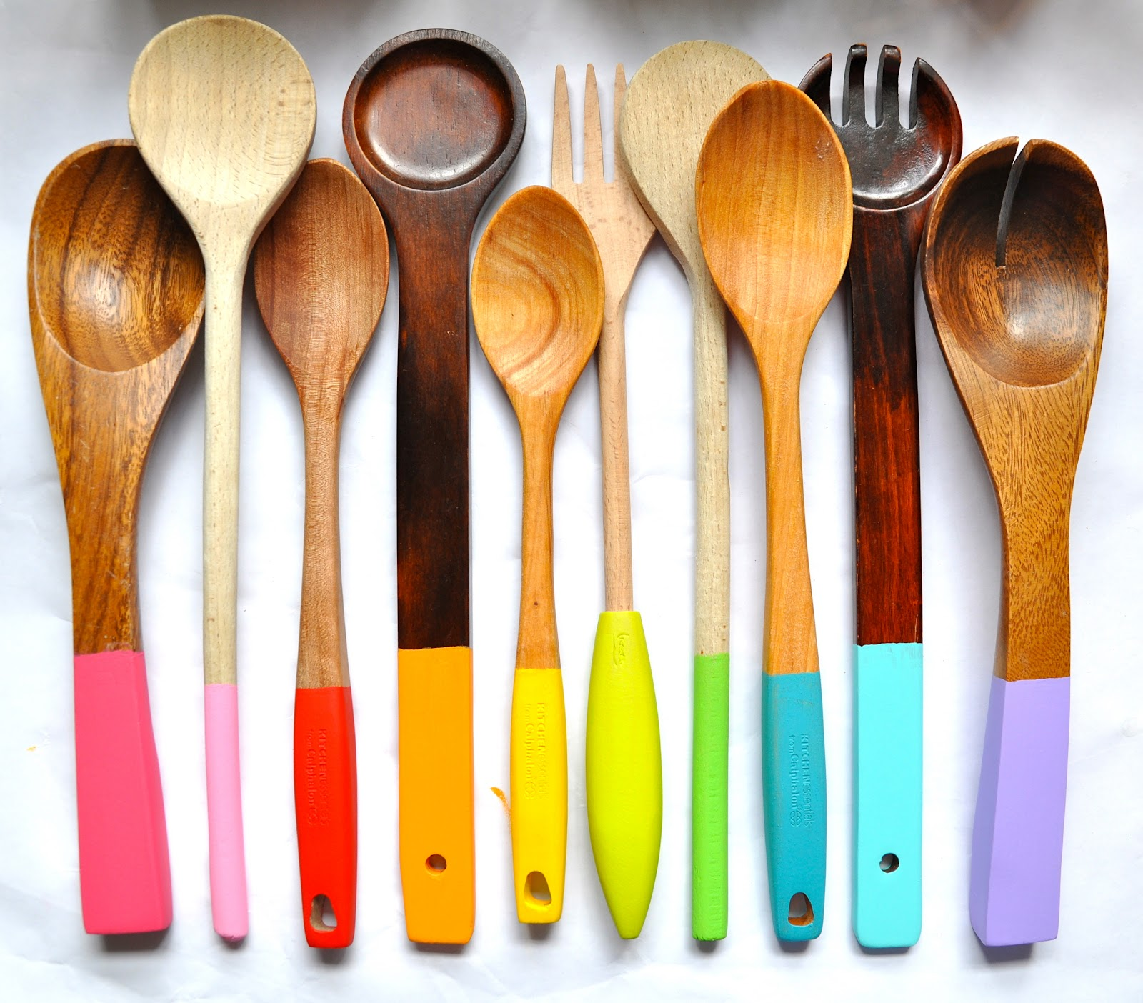 Wooden spoons kitchen Photo - 2