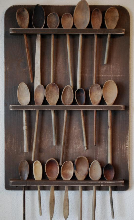 Wooden spoons kitchen Photo - 3