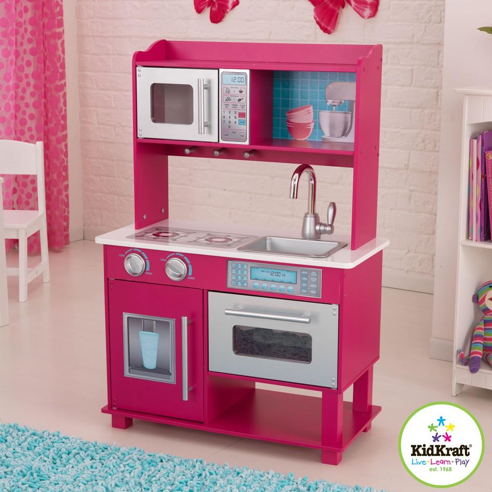 Wooden toddler kitchen Photo - 6