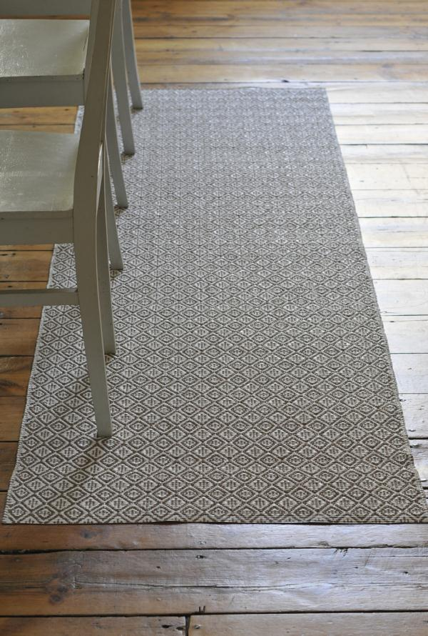 Woven kitchen rugs Photo - 7
