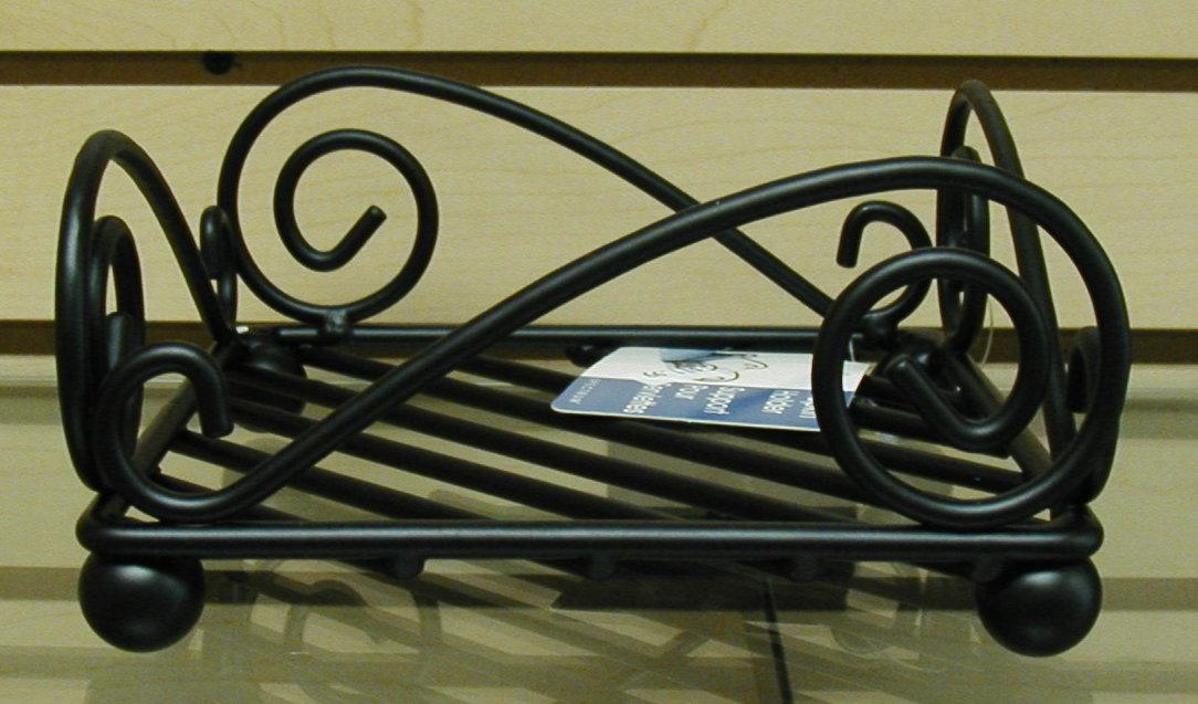 Wrought iron kitchen decor Photo - 1