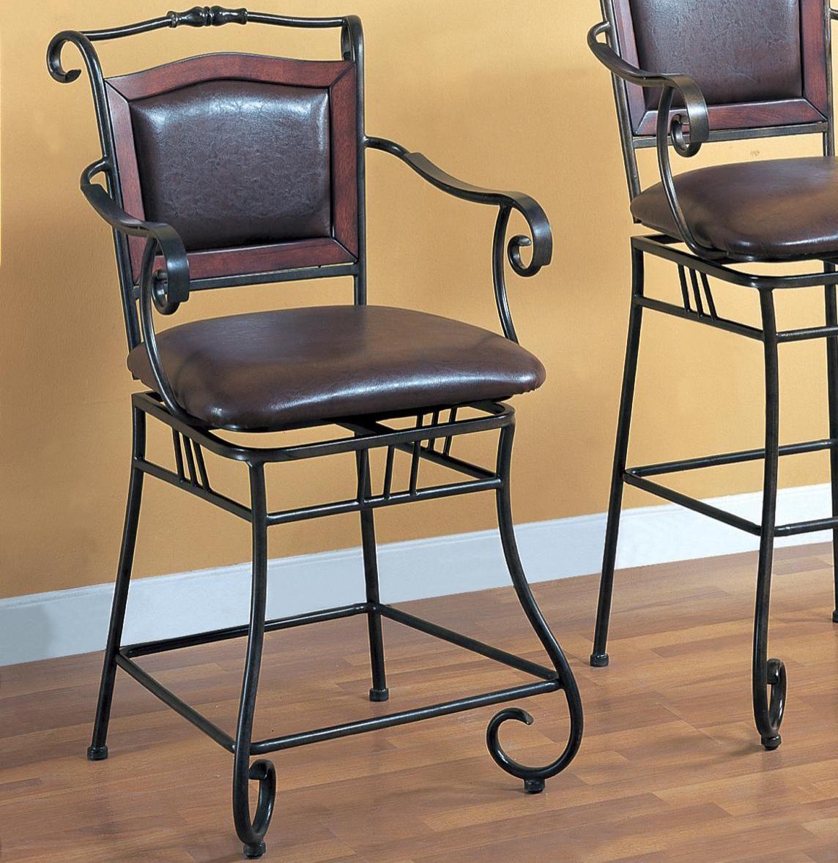 Wrought iron kitchen decor Photo - 5