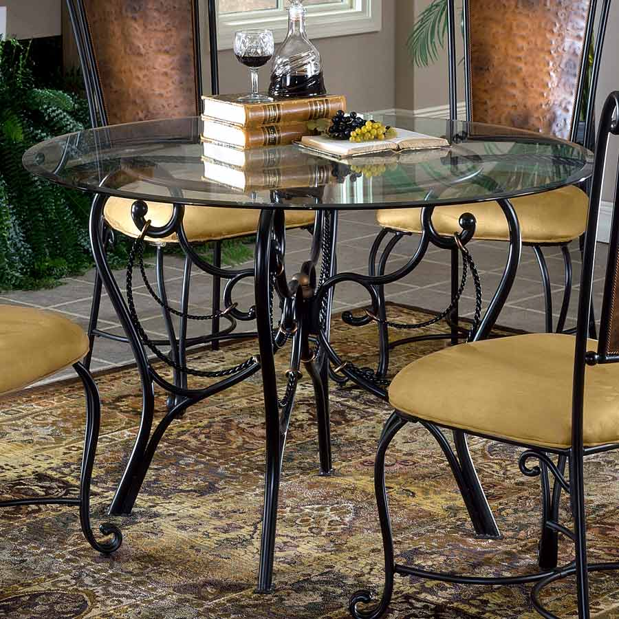 Small Kitchen Dining Table Sets Kitchen Tables And Chair Sets, Kitchen  Ideas · Wrought Iron ...