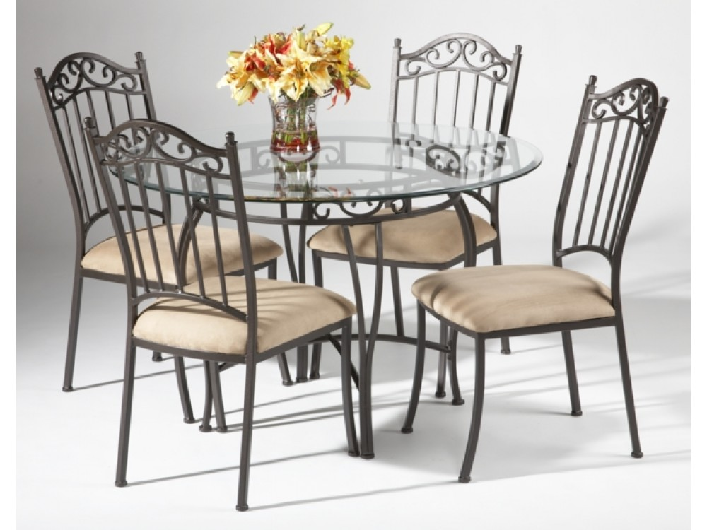 Wrought iron kitchen table and chairs – Kitchen ideas