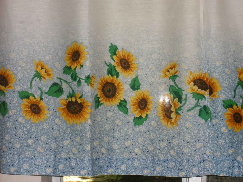 yellow and blue kitchen curtains photo 5 kitchen ideas