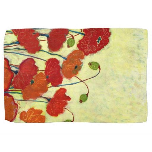 Yellow kitchen towels Photo - 9