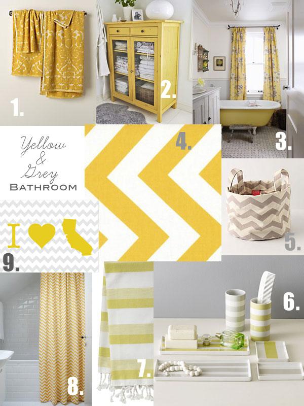 Yellow kitchen towels Photo - 5