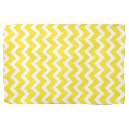 Yellow kitchen towels Photo - 7