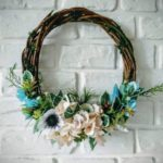 nature wreath