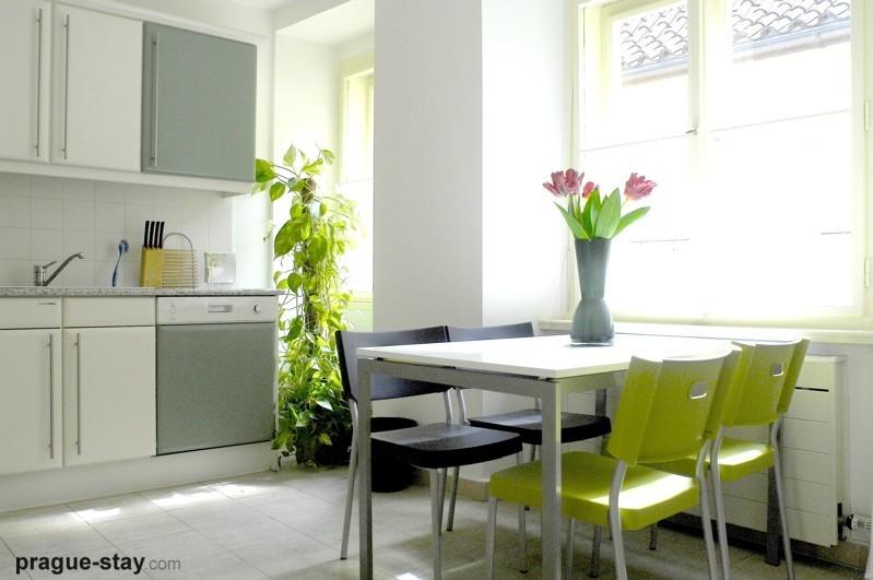 Apartment kitchen table photo - 1
