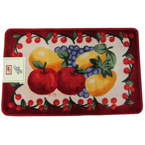 Apple rugs for kitchen photo - 1