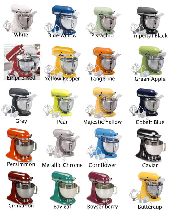 Attachments for kitchenaid stand mixer photo - 2