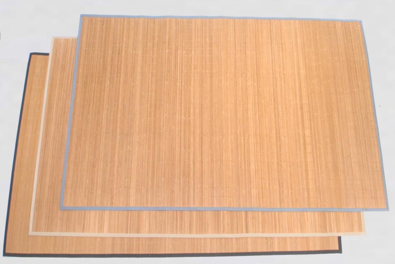 Bamboo kitchen mat photo - 1