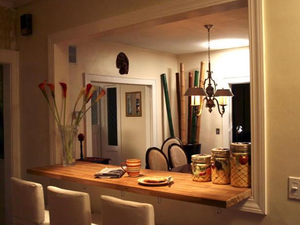 Bar height kitchen table photo - 2