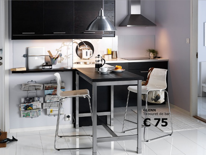 Bar kitchen table photo - 3
