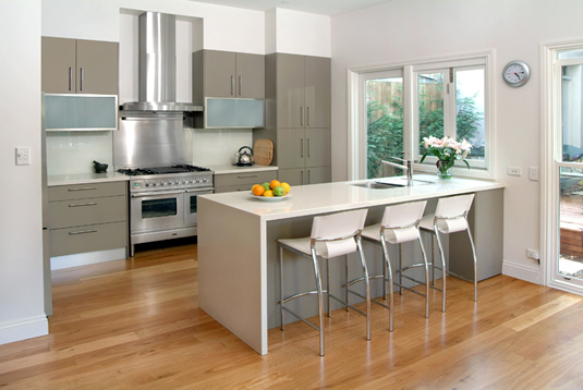 Bench style kitchen table photo - 3