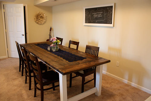 Big kitchen tables photo - 1