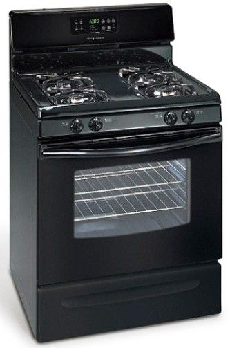 Black kitchen appliances photo - 3