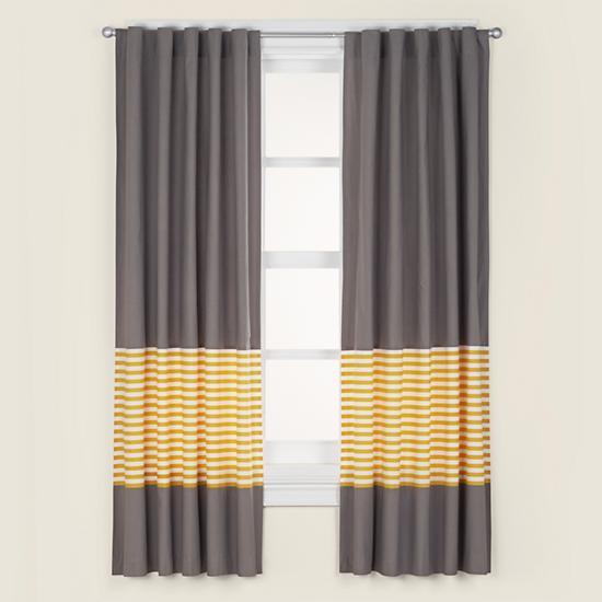 Blackout kitchen curtains photo - 3