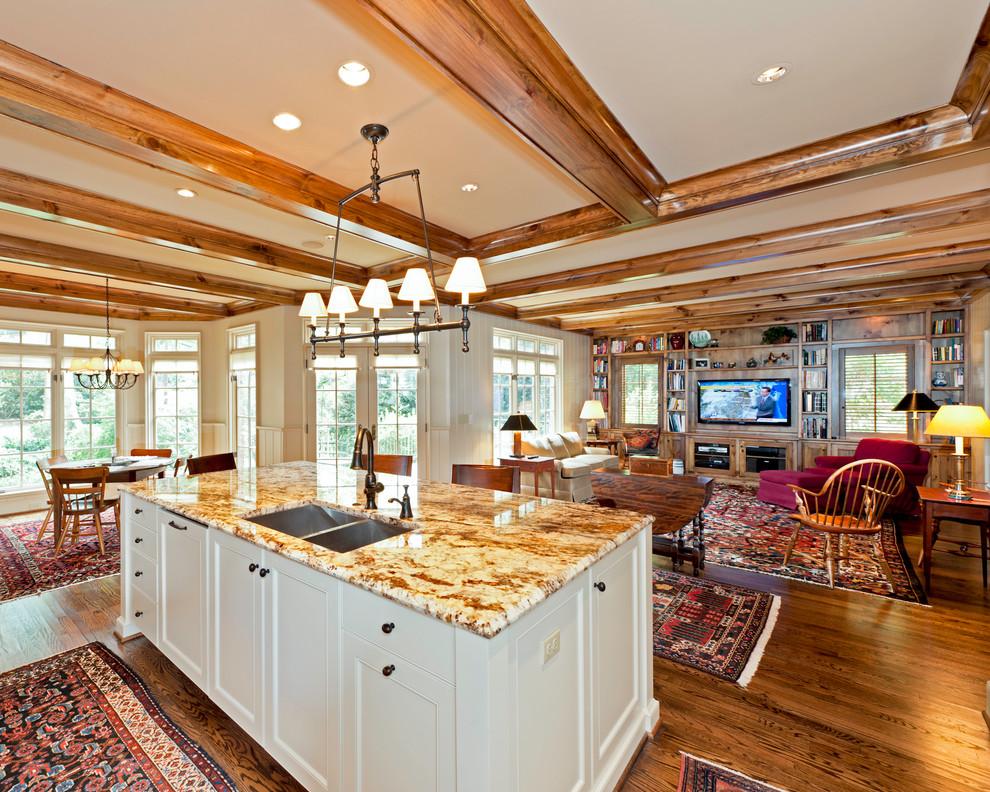 Bright kitchen rugs photo - 1