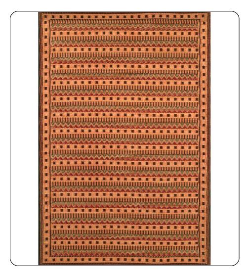 Brown kitchen rugs photo - 2