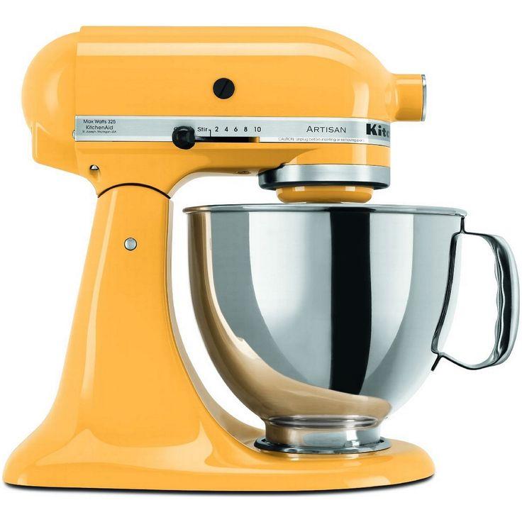Buttercup kitchenaid mixer photo - 1