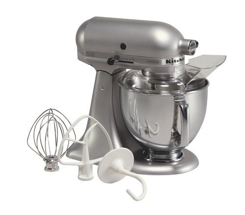 Buttercup kitchenaid mixer photo - 2