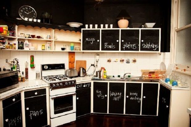 Cafe Themed Kitchen Decor Photo 2