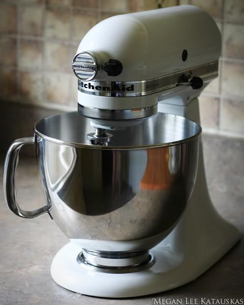 Cake mixer kitchenaid photo - 1