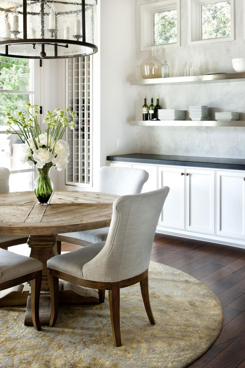 Casual kitchen chairs photo - 3