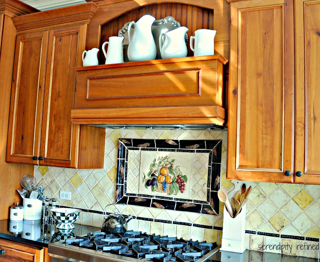 Ceramic tile kitchen table photo - 2