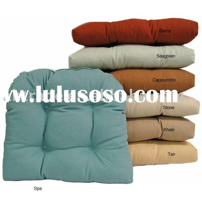 Chair cushions for kitchen chairs photo - 3