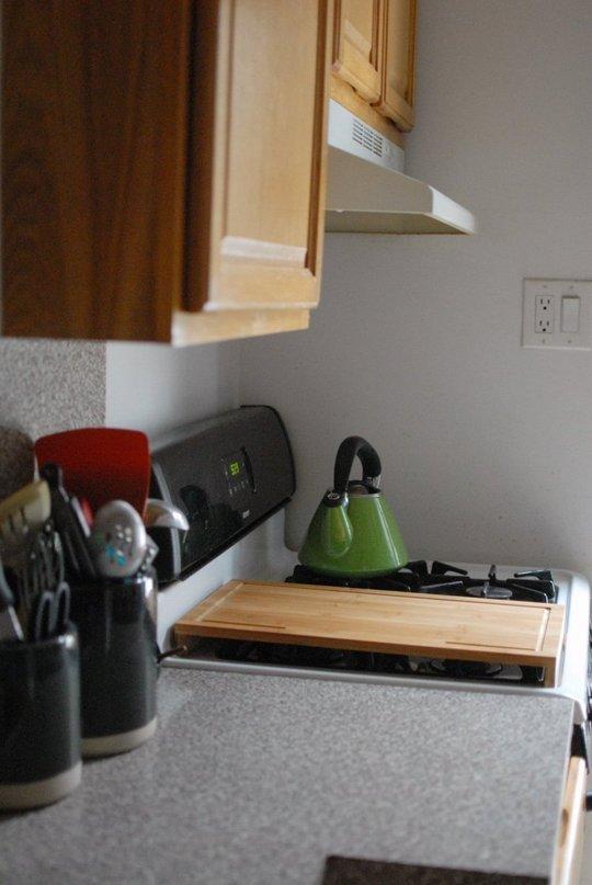 Chef man kitchen decor photo - 1