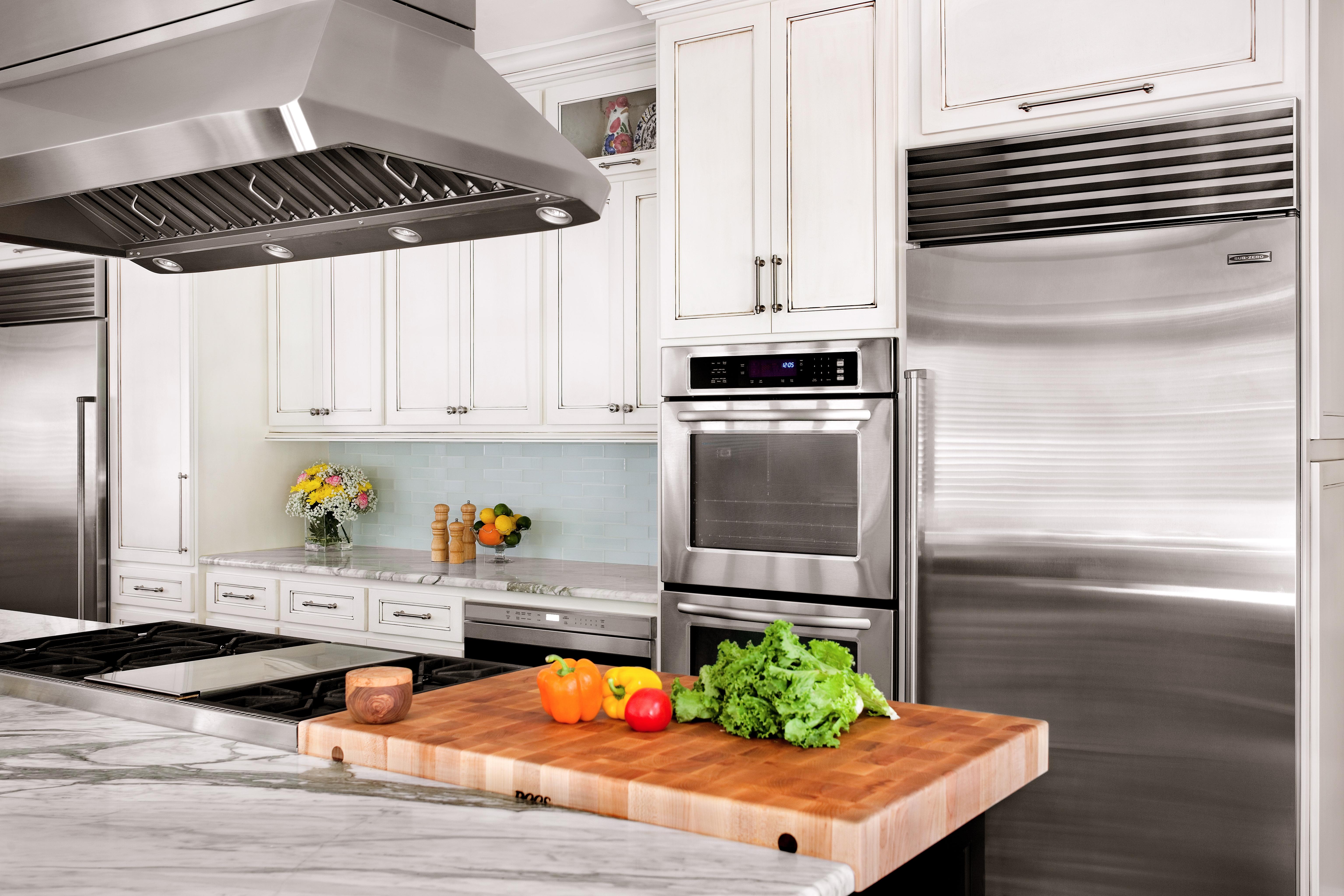 Chef themed kitchen decor photo - 2