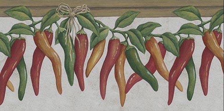 Kitchen Curtains chili pepper kitchen curtains : Chili Pepper Kitchen Curtains - My Blog