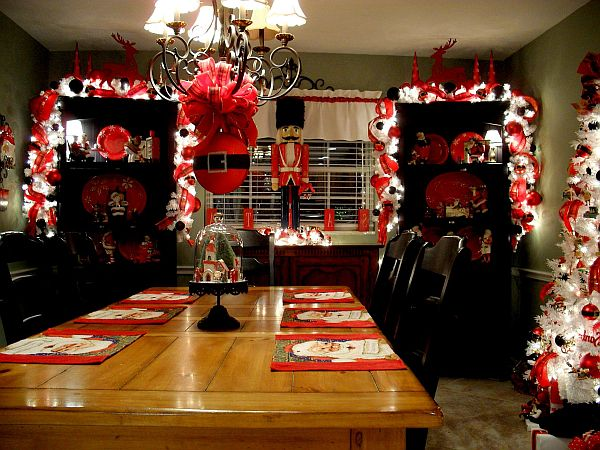 10 photos to christmas kitchen curtains - Christmas Kitchen Curtains
