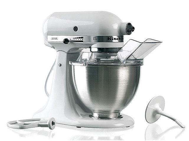Classic kitchenaid mixer photo - 2
