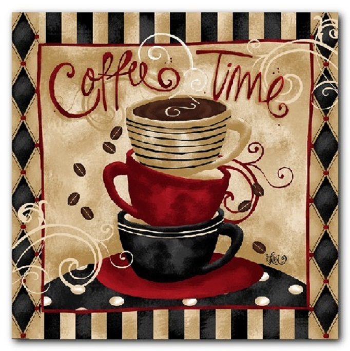 10 photos to Coffee decor for kitchen : kitchen coffee decor ideas - www.pureclipart.com