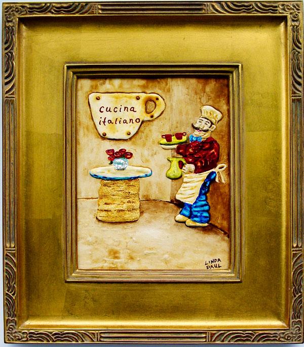 Coffee kitchen decor photo - 3
