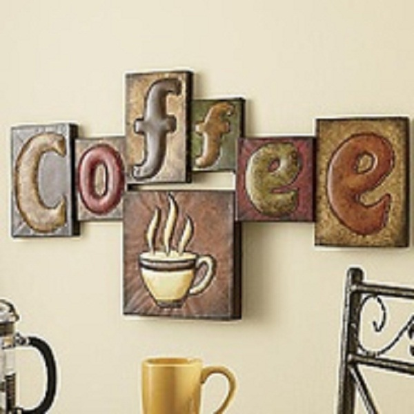about coffee theme kitchen on cafe wall with coffee kitchen decor