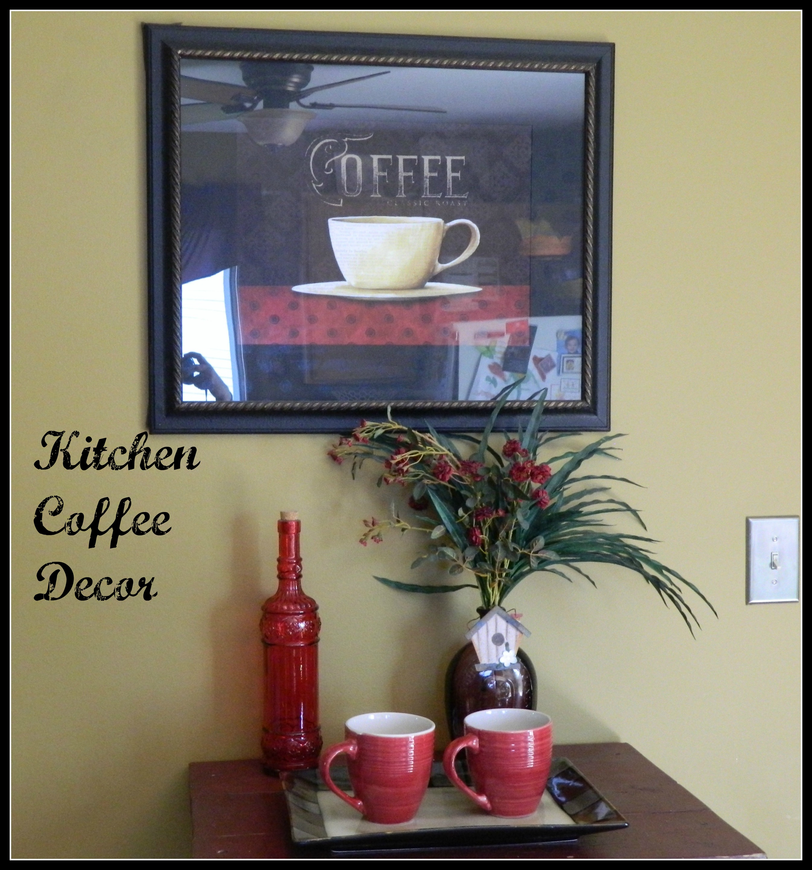 Coffee Themed Kitchen Decor Ideas You