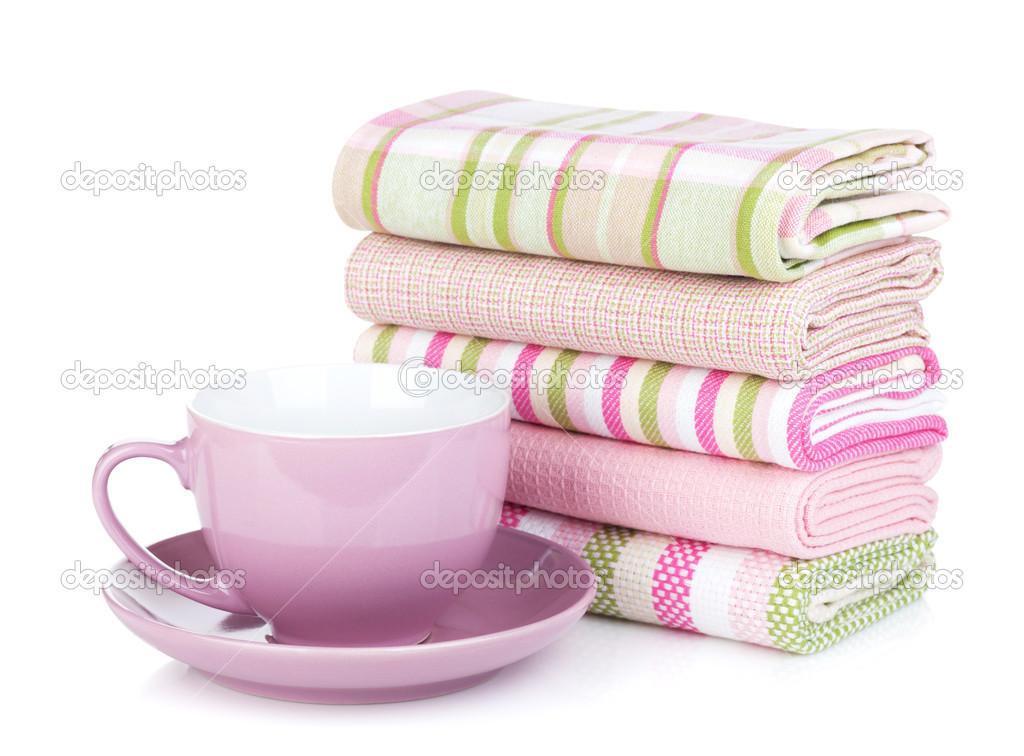 Coffee kitchen towels photo - 2
