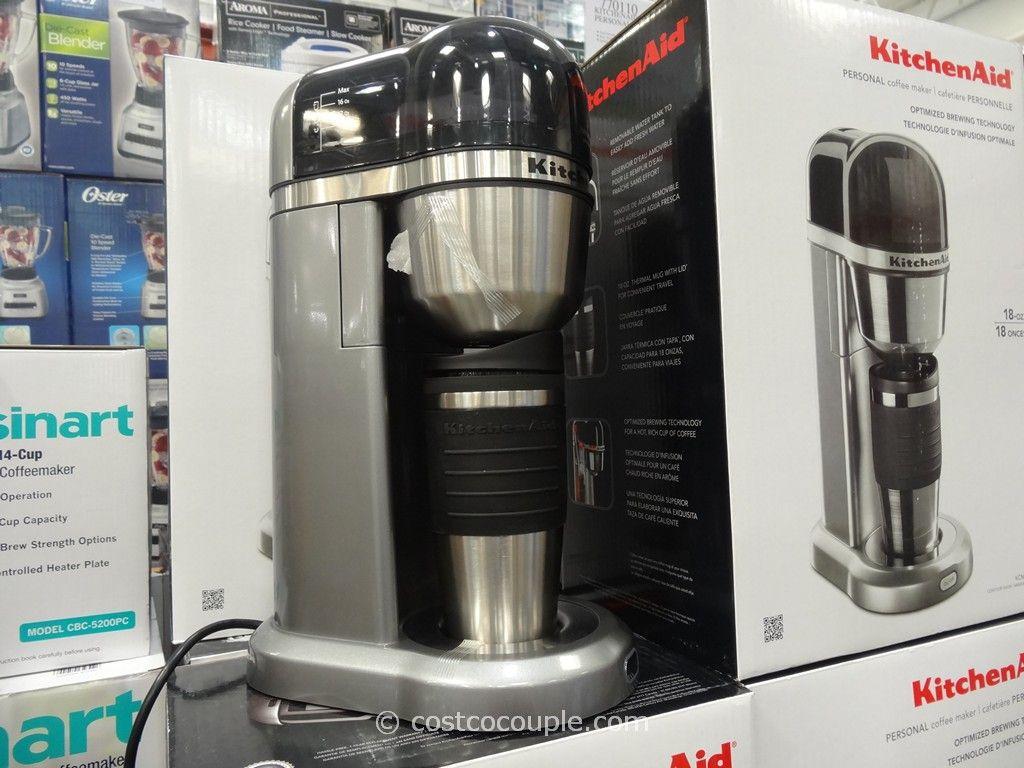 Coffee maker kitchenaid photo - 3