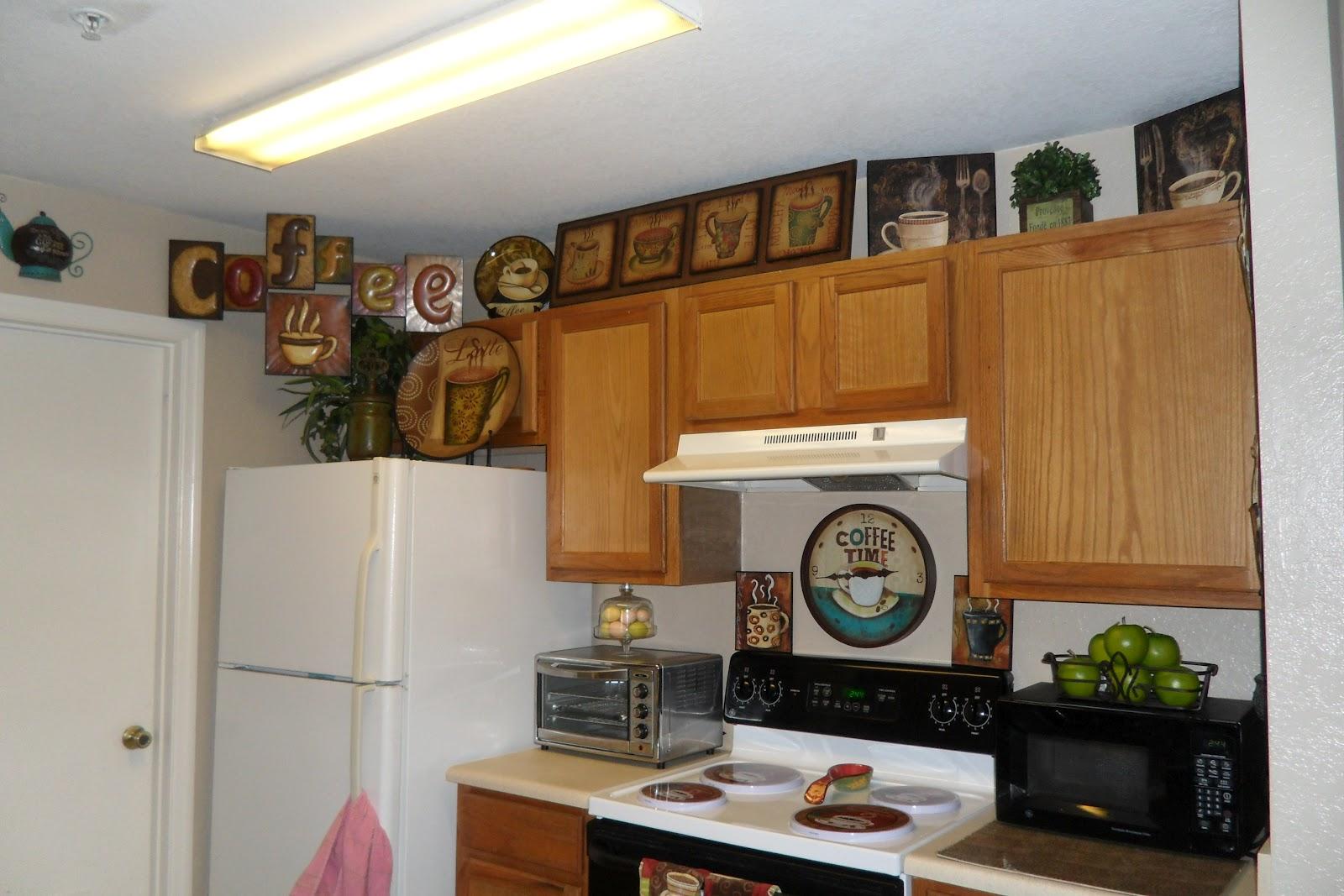 Coffee wall decor kitchen photo - 2