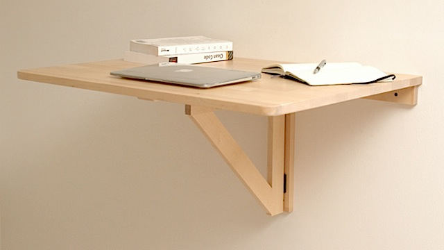 Collapsible kitchen table photo - 1