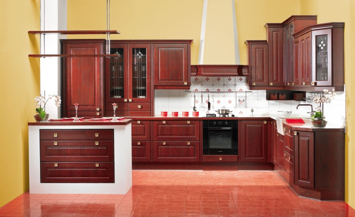 Colored small kitchen appliances photo - 3
