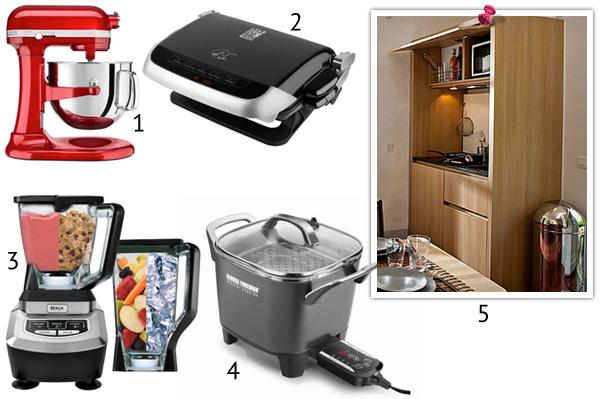 Superbe 10 Photos To Cooks Kitchen Appliances